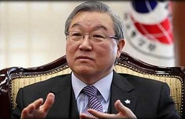 وزير الخارجية الكوري الجنوبي يون بيونج سيه