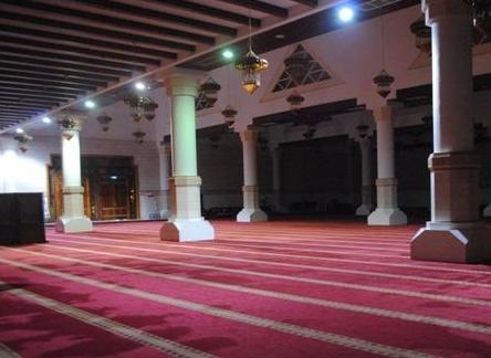 مسجد الملك فهد بحائل