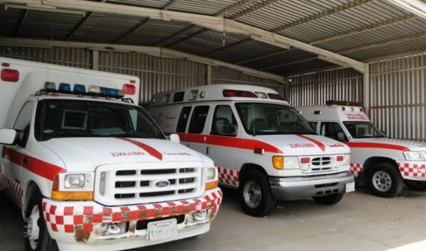 الهلال الأحمر بالشمالية: ١٣ وفاة و٣٧١ مصاباً خلال 3 أشهر - المواطن