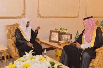أمير الشمالية للشيخ صالح المغامسي: دور الخطباء ورسالة المسجد مهمان في محاربة الغلو والتطرف - المواطن