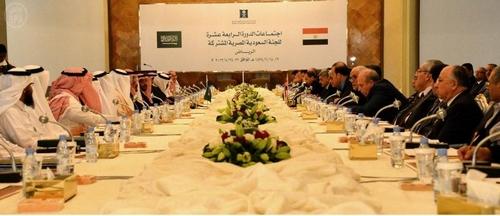 مشروعاً استثمارياً سعودياً متعثراً في مصر