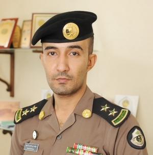 الملازم أول نواف بن ناصر البوق