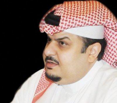 الأمير عبد الرحمن بن مساعد رئيس نادي الهلال السعودي