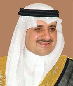 صاحب السمو الملكي الأمير فهد بن سلطان بن عبدالعزيز