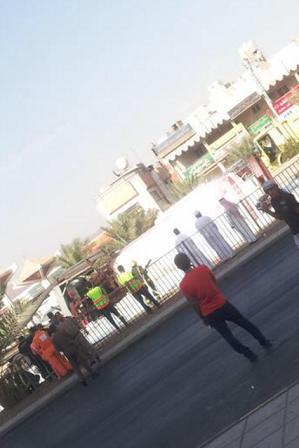 إصابة 6 أشخاص جراء انفجار أسطوانة غاز في المدينة - المواطن