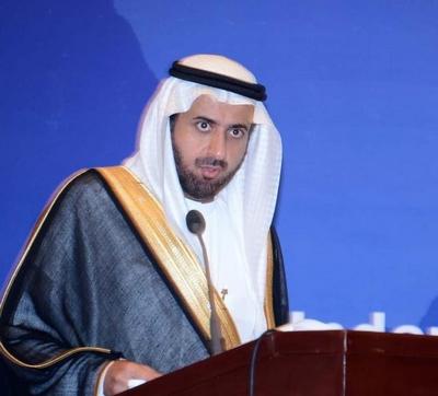 وزير التجارة والصناعة الدكتور توفيق بن فوزان الربيعة