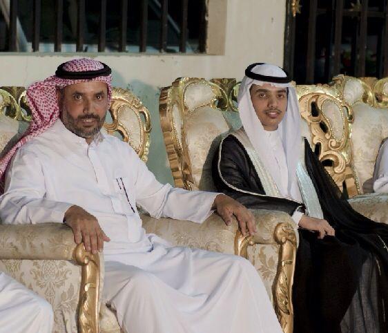 أسرة السواط تحتفي بزواج عبدالله - المواطن