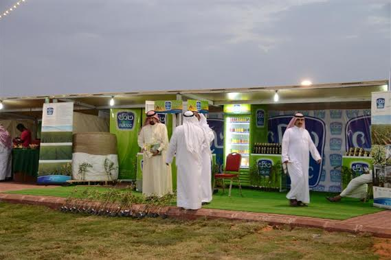 مزارع حائل تستعرض منتجاتها في مهرجان الزراعة بالخطة - المواطن