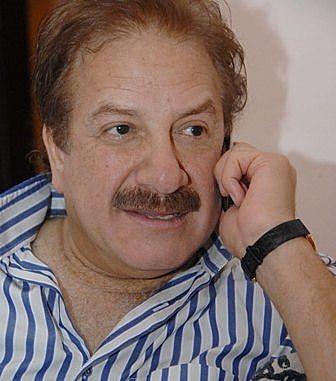 الممثل محمد المنصور