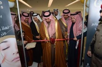 16 صورة لافتتاح فيصل بن خالد مجمع الراشد مول في أبها - المواطن
