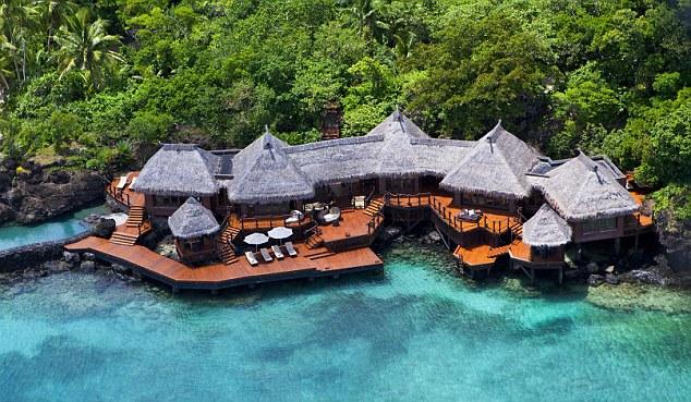 بالصور.. شاهد قائمة بأفخم القصور في العالم في الجزر الخاصة - المواطن