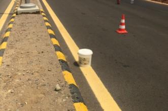 بالصور.. تسرُّب وقود من ناقلة متوقفة في ينبع - المواطن
