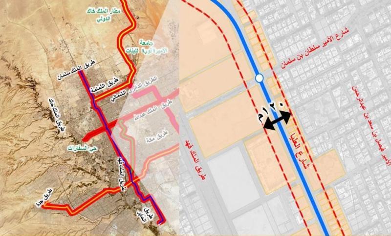 06 ضوابط التطوير ضمن حمى مسارات ومحطات شبكة قطار الرياض_بعرض 120 متراً (2)