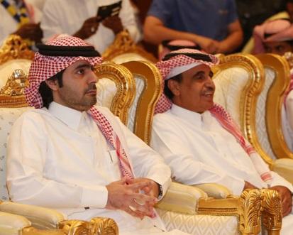 المهندس عبدالله العمراني و المشيقح