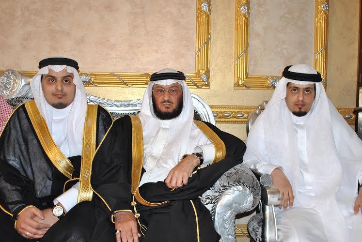 الشيخ الثبيتي يحتفل بزفاف نجله - المواطن