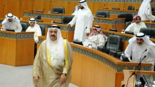وزراء كويتيون يقدمون استقالتهم بشأن تعويضات ضخمة لشركة أمريكية - المواطن
