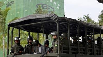 القوات المسلحة البرازيلية