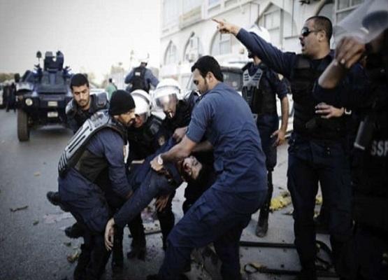 إصابة شرطي في انفجار قنبلة في البحرين