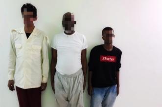 بالصور.. شرطة الرياض تكشف ملابسات محاولة خطف الطفلين وتضبط هؤلاء - المواطن