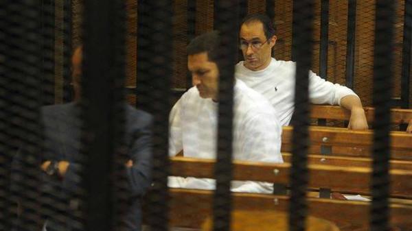 """محكمة مصرية تبريء نجلي مبارك وشفيق في """"أرض الطيارين"""" - المواطن"""