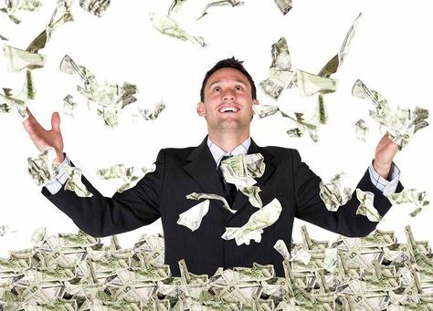 1 % من البشر يمتلكون نصف ثروات العالم