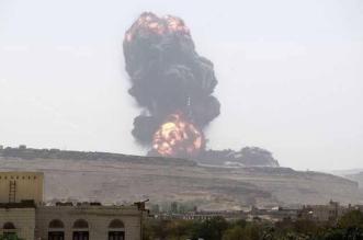 التحالف يدمر صاروخاً باليستياً قبل إطلاقه من قِبَل ميليشيات الحوثي - المواطن