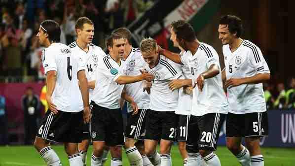 ألمانيا تفوز باستضافة يورو 2024