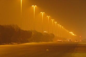 بالصور.. مدار ومظلمة والشبح.. عواصف رمليّة سبقت غبار الرياض - المواطن