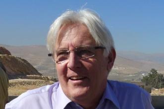 رسميًّا.. البريطاني مارتن غريفيش مبعوثًا لليمن خلفًا لولد الشيخ - المواطن