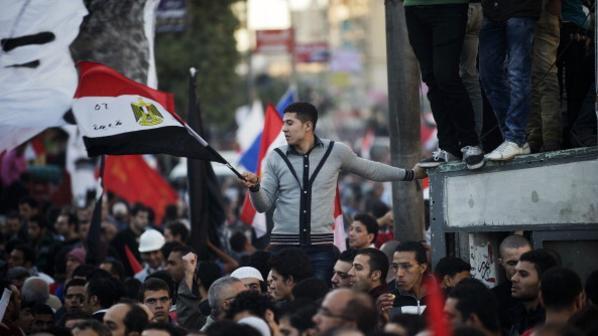 اشتباكات مصر مظاهرات