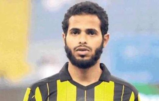 اللاعب أحمد الفريدي