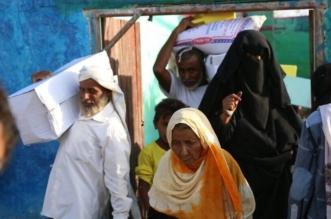 مركز الملك سلمان للإغاثة يوزع أكثر من 22 ألف سلة غذائية بالحديدة اليمنية - المواطن