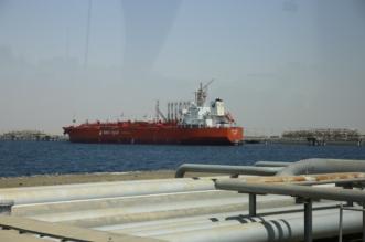 بالصور.. البحري تنقل أول شحنة كيماويات لصالح شركة أرامكو للتجارة - المواطن