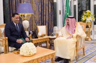 الملك يتسلم رسالة من رئيس الجمهورية الإسلامية الموريتانية - المواطن