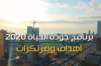 """موشن جرافيك """"المواطن"""".. برنامج جودة الحياة 2020.. أهداف ومرتكزات - المواطن"""