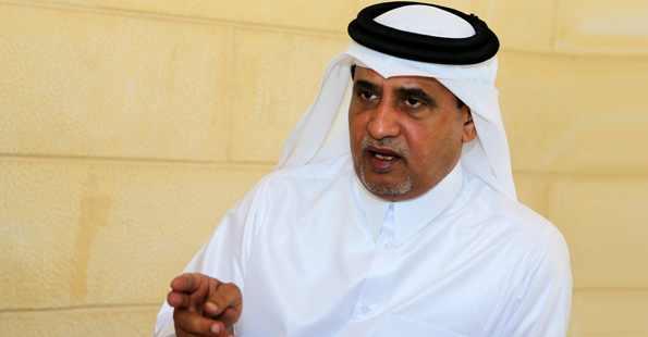 سعود عبدالعزيز المهندي نائب رئيس اتحاد كرة القدم القطري