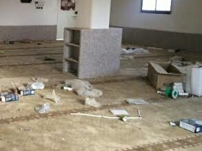 مسجد عمير بن أبي وقاص بالحفر.. من الترميم إلى موقع للقاذورات - المواطن