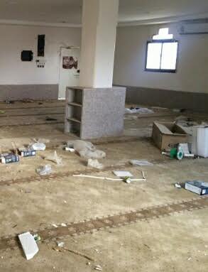 مسجد عمير بن أبي وقاص بالحفر.. من الترميم إلى موقع للقاذورات1