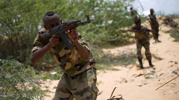 SOMALIA-ARMY-DRILL