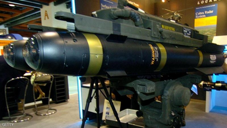1أميركا تبيع العراق صواريخا بقيمة 800 مليون دولار