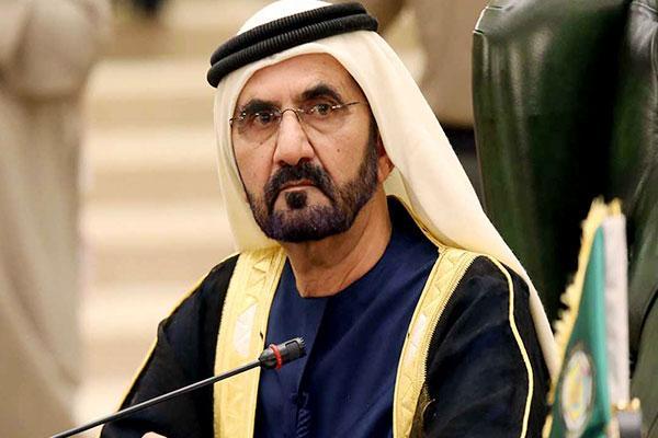 محمد بن راشد آل مكتوم يوجه دعوة لمواطن اشتكى عبر الراديو