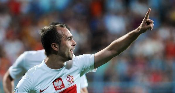 ميرجيفسكي لاعب وسط بولندا- النصر