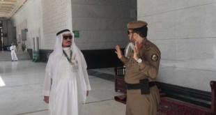 بالصور.. تهيئة توسعة الملك عبدالله لقاصدي المسجد الحرام