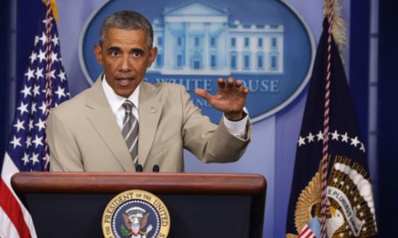"""""""أوباما"""" يبلغ الكونجرس بموافقته على قصف مواقع """"داعش"""" بالعراق - المواطن"""