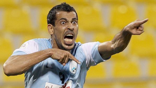اللاعب الدولي العراقي يونس محمود