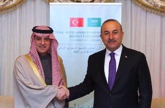 الجبير: تطابق مواقف المملكة وتركيا حيال تدخلات إيران في المنطقة - المواطن