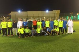محافظ التدريب التقني يتوج الفائزين في كرة القدم والسباحة - المواطن