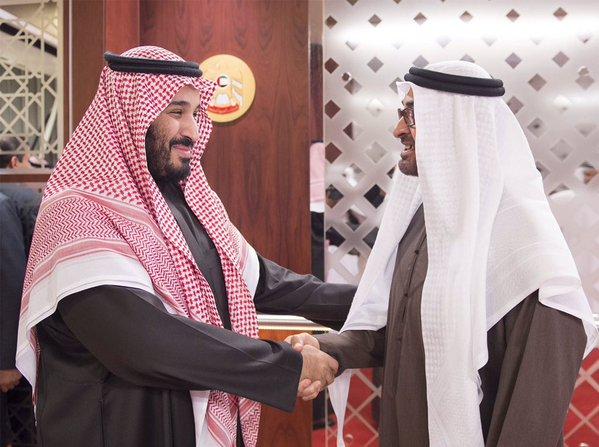 سمو سيدي ولي ولي العهد يصل #أبوظبي 1 - Copy (2)