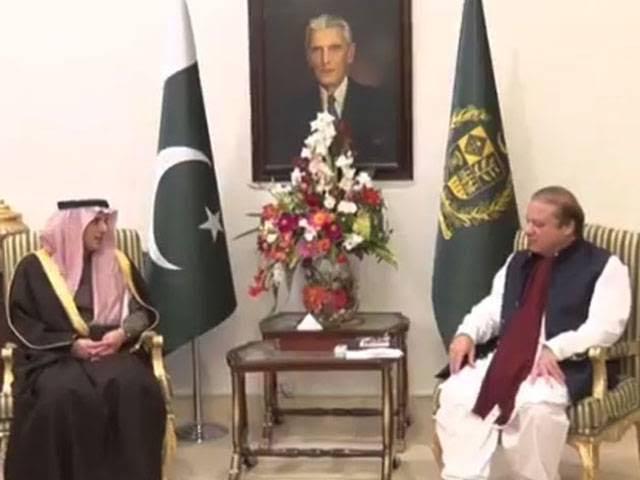 بالصور..لقاءات عادل الجبير في باكستان