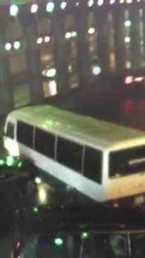 #المرور يكشف حقيقة فيديو الحادث الجماعي في #الرياض